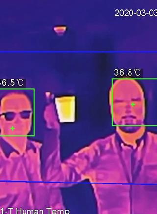 Multi-senzorové kamery Wisenet